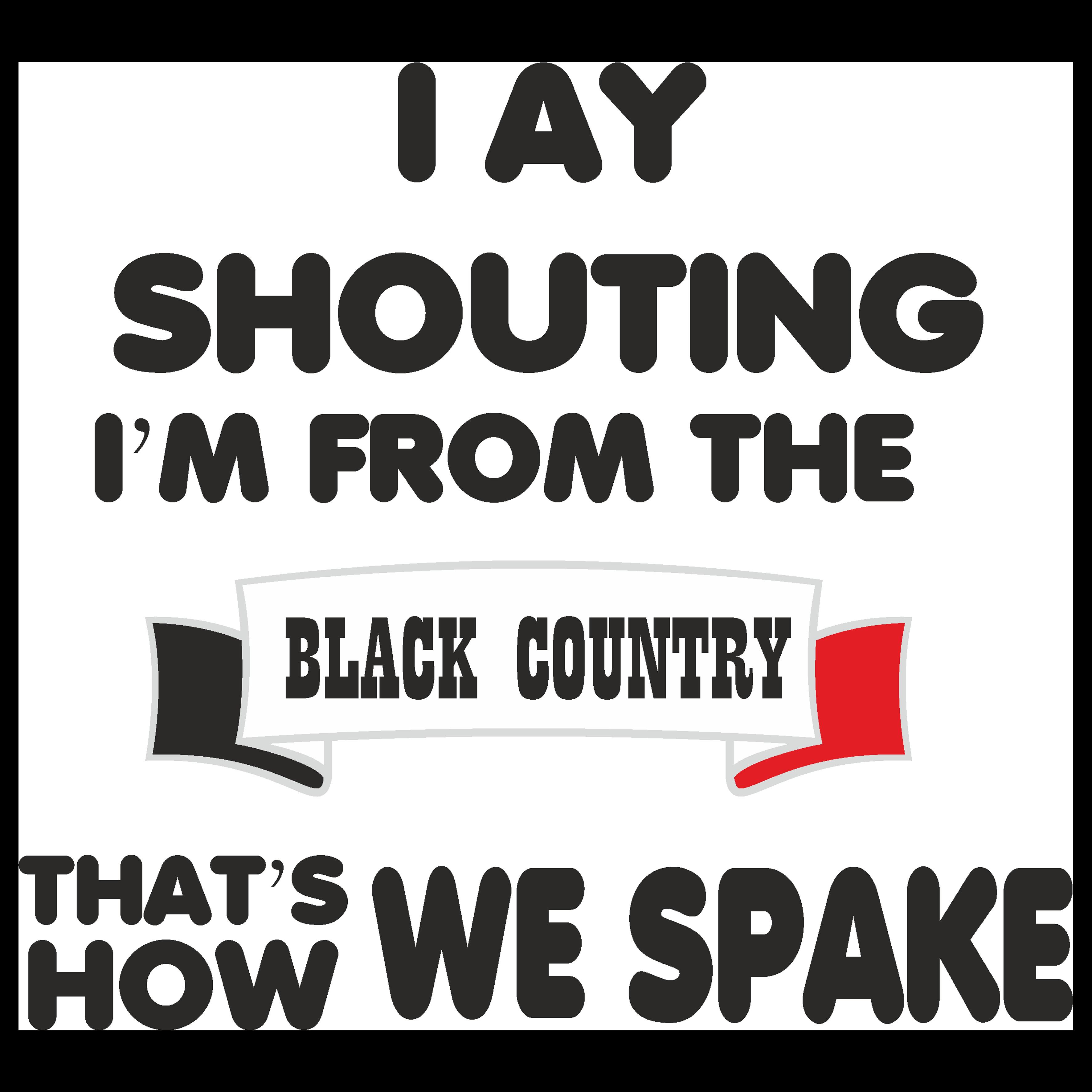 BLC010 - I Ay Shouting
